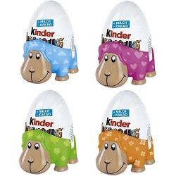 Kinder Surprise Egg: Sheep 4pack