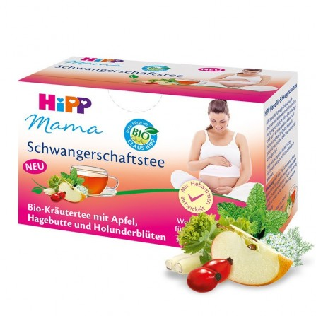 HiPP Mama Breastfeeding Tea w/Apple