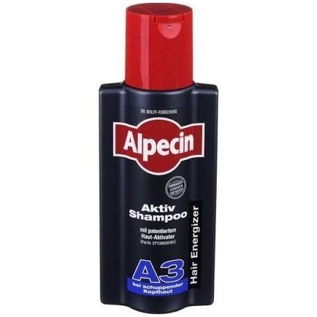 Alpecin A3 Anti-Dandruff shampoo