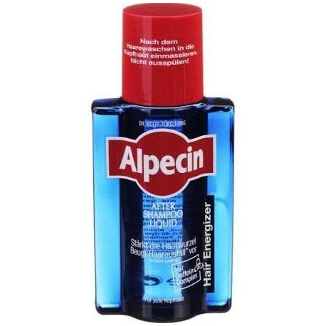 Alpecin Coffein Liquid hair growth shampoo