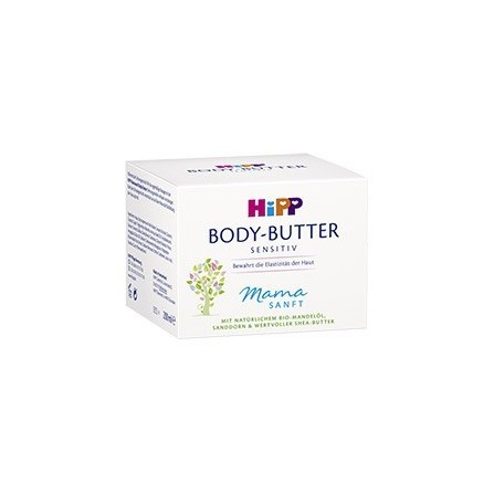 HiPP Mama Organic Soft Body Butter