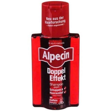 Alpecin Doppel Effekt hair loss shampoo