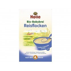 Holle Organic Lactose Free Baby Oatmeal