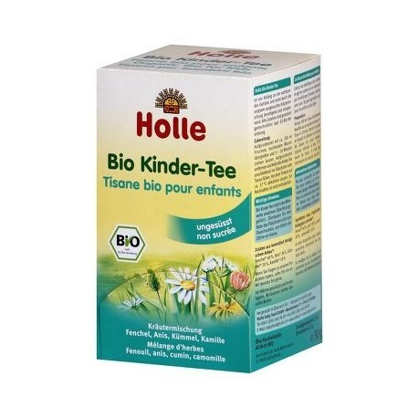 Holle Organic Tea for Kids