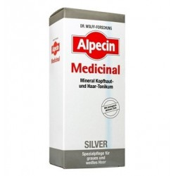 Alpecin Medicinal Silver Shampoo
