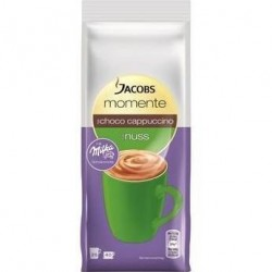 Jacobs Momente: Hazelnut with Milka