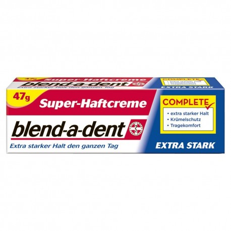 Blend a dent Extra Fresh denture cream 47g