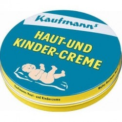 Kaufmanns Baby Skin Cream -75ml- Metal Tin