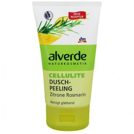 Alverde Anti-Cellulite in-shower body scrub