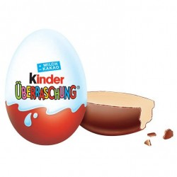 Kinder Surprise Egg with toy 1ct.