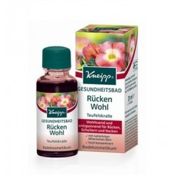 Kneipp Back Pain Bath Oil 20ml
