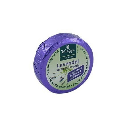 Kneipp bath salt: Lavender