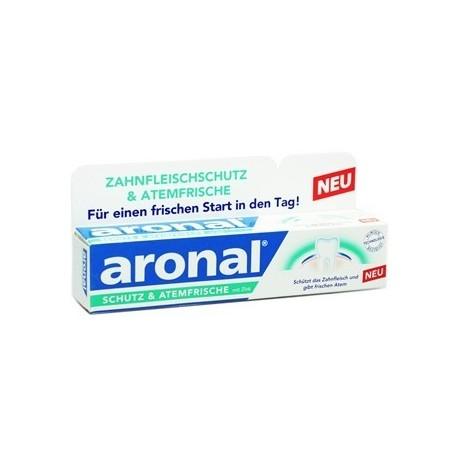 Aronal Protection & Fresh Breath toothpaste
