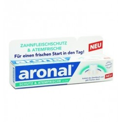 Aronal Protection & Fresh Breath toothpaste
