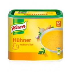 Knorr Chicken bouillon broth 12L