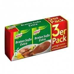 Knorr Dark Gravy Sauce 3 pack