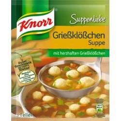 Knorr Fleischklößchen Suppe