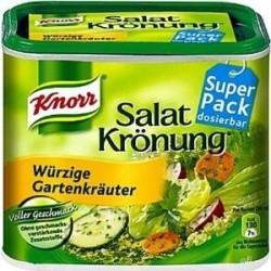 Knorr Salat Kronung: Spicy Garden Herbs 2,1L