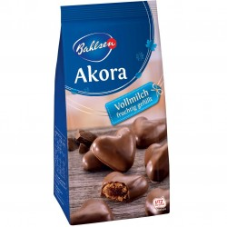 Bahlsen AKORA Gingerbread MILK chocolate