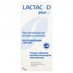 Lactacyd Plus - Feminine wash pH 3,5