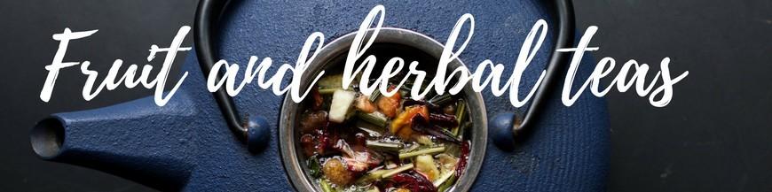 Fruit and herbal teas