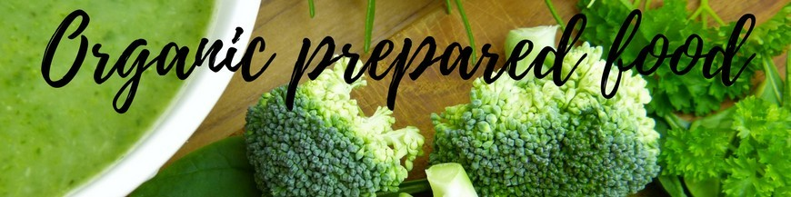 Organic prepared food