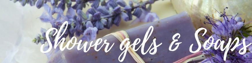 Shower gels & Soaps